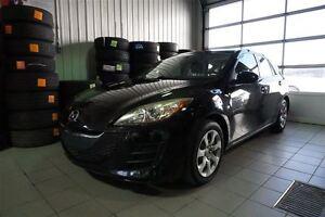 2010 Mazda MAZDA3 SPORT GX, A/C ,JAMAIS ACCIDNTÉ