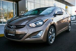 2016 Hyundai Elantra NAV / LEATHER / REAR HEATED SEATS...and MOR