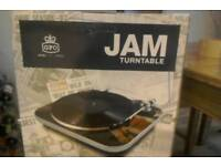 New record turntable