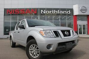 2016 Nissan Frontier SV Crew Cab/ Bluetooth/ Automatic/ 4X4