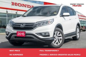 2015 Honda CR-V EX-L (AT)