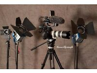 Experienced cameraman, filmmaker, film maker, video production, videographer, ready for hire!