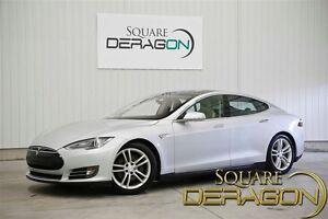 2012 Tesla Model S P85+SMART AIR+TOIT PANORAMIQUE