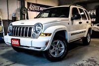 2006 Jeep Liberty Limited CRD