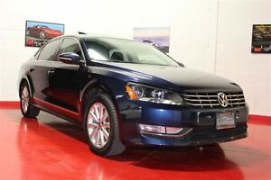 2012 Volkswagen Passat 2.0 TDI Highline/ SUNROOF