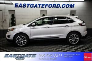 2018 Ford Edge Titanium-Executive Unit-$1000 Costco