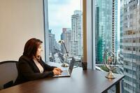 Executive Office Space in Financial District with Amazing Views!