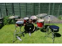 Mapex V Series 5 Piece Drum Kit