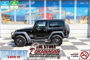 2012 Jeep Wrangler Sport, No-Accidents, One Owner!