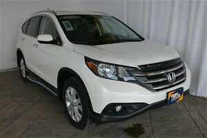 2013 Honda CR-V CRV TOURING AWD, NAV, LEATHER, SUNROOF
