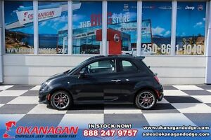 2016 Fiat 500 Abarth, No-Accidents, LOADED!!!!
