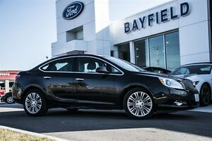 2014 Buick Verano 4Dr Sedan At Bayfield Ford Lincoln In Barrie