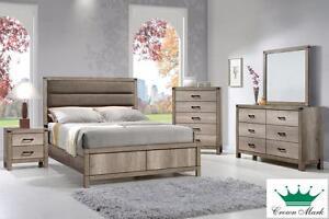 Matteo Complete Queen Bed