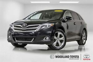 2014 Toyota Venza GPS/TOIT/CUIR/LIMITED AWD