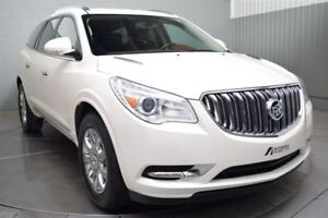 2013 Buick Enclave CXL AWD MAGS CUIR NAVI TV\DVD 7 PASSAGERS