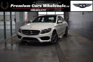 2015 Mercedes-Benz C-Class 400 4MATIC|PREMIUM PACKAGE|FULLY LOAD
