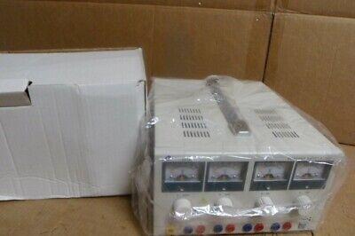 3b Scientific U33000-115 Dc Power Supply 0-500v 115v 5060hz