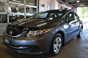 2013 Honda Civic *LX*AUTOMATIQUE*A/C*AUBAINE!