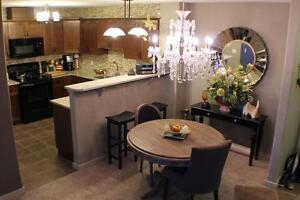 *Furnished Top Floor Unit With Exquisite Decor ~ River Ridge