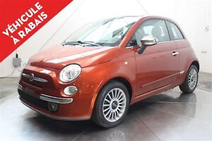 2012 Fiat 500 LOUNGE MAGS TOIT PANO CUIR