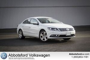 2015 Volkswagen CC Sportline - Locally Owned/ No Claims