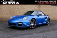 2008 Porsche 911 911 TURBO CONVERTIBLE