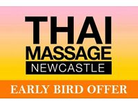 ⌂ Special Early Bird Offer at Ruen Thai Massage, Newcastle ⌂