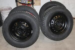 2008-2017 Dodge Caravan 225/65R17 Winter Rims Wheels Snow Tires MPI FINANCING AVAILABLE NEW