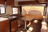 2015 KZ Trailer 16RBT Hybrid Travel Trailer