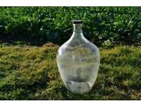 Large 25 liter Carboy Glass Bottle With Lid Demijohn Wine Home Brewing Planter