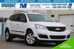 2017 Chevrolet Traverse LS*8 PASSENGER*REAR CAMERA*