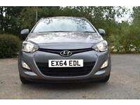 Hyundai active I20 1.2 low mileage with full service history