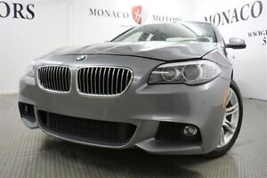 2013 BMW 5 Series 528i XDRIVE, LUXURY PKG, NAV,CAMERA 360, BLUET