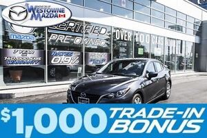 2015 Mazda MAZDA3 GX-SKY with Comfort Package