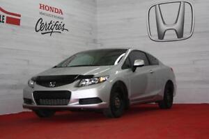 2013 Honda Civic Coupé Lx HONDA PLUS