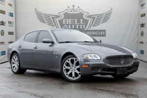 2008 Maserati Quattroporte NAVIGATION ~ SUNSHADES ~ PARKING SENS