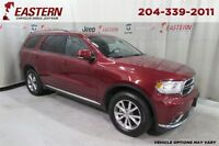 2014 Dodge Durango LIMITED LOADED LEATHER DVD REMOTE START ROOF