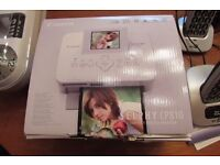 Canon SELPHY CP810 Compact Photo Printer Stylish portable printing in an instant- NEW Never Used