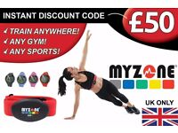 MYZONE M-Z3 £50 off! get your brand new myzone monitor today!