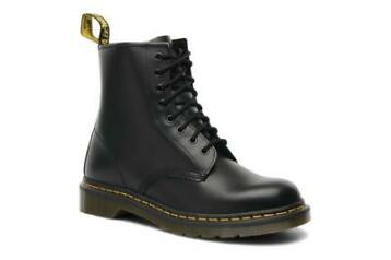 Dr. Martens 1460 Black Smooth Boots Dames Laars Zwart