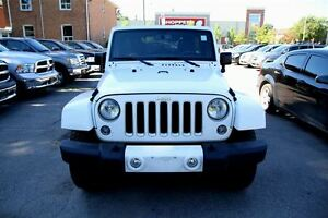 2016 Jeep WRANGLER UNLIMITED Sahara **FALL SPECIAL!**FULLY LOADE