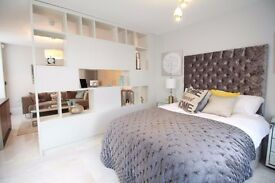 **STUNNING LUXURY 1 bedroom flat in the heart of Crouch End, fully furnished ready to move!!**