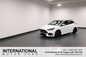 2016 Ford Focus RS AWD 350 HP! VERY RARE!