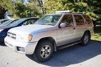 2003 Nissan Pathfinder Chilkoot Edition 4X4 CRUISE A/C MAGS