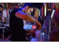 Part Time Bar Staff