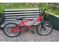 Bike Mongoose Motivator bmx