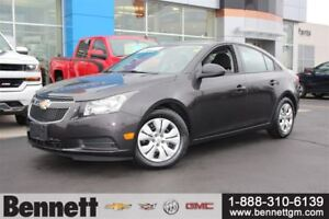 2014 Chevrolet Cruze 2LS - Bluetooth, Great on Gas