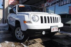 2015 Jeep Patriot Sport/North | 4x4