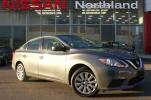2017 Nissan Sentra 1.8/S/Bluetooth/Power Locks+Windows/AUX
