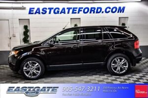 2014 Ford Edge Limited with NAV/ ROOF/AWD